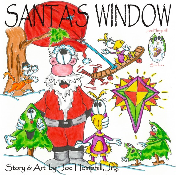 SANAT'S WINDOW FRONT COVER